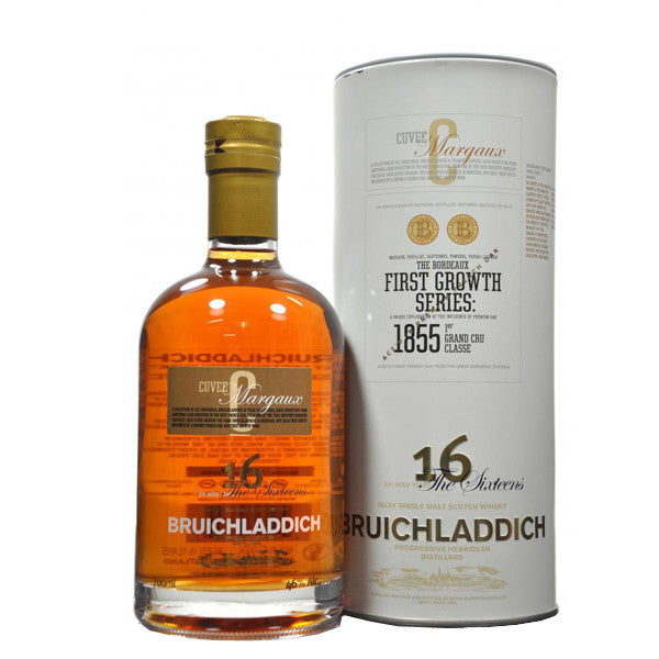 Bruichladdich 16 Y.O. First Growth Cuvèe A 46° Cl70 6/1 Ast.