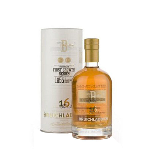 Bruichladdich 16 Y.O. First Growth Cuvèe B 46° Cl.70 6/1 Ast.