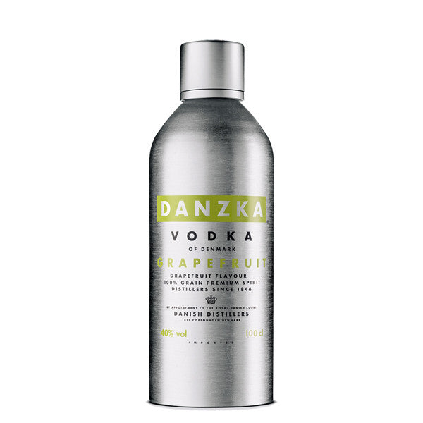 Vodka Danzka Grapefruit 40° Cl.100 12/1
