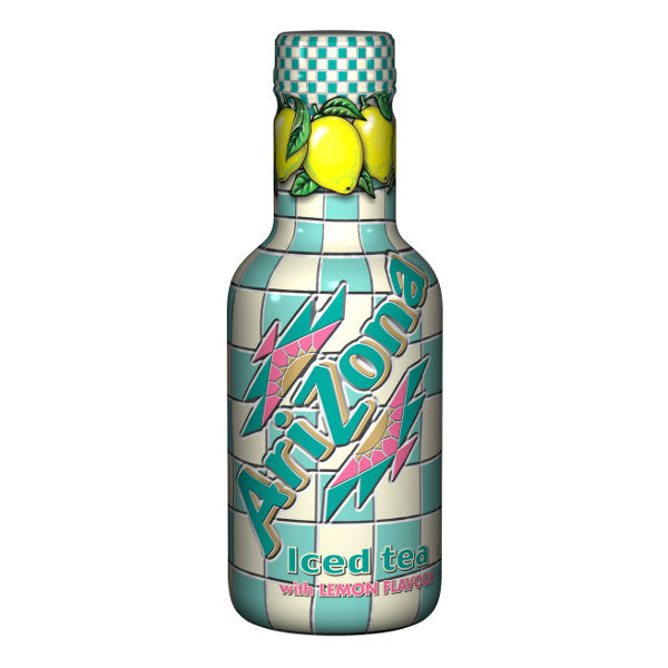 Arizona Lemon Tea 500ml Pet