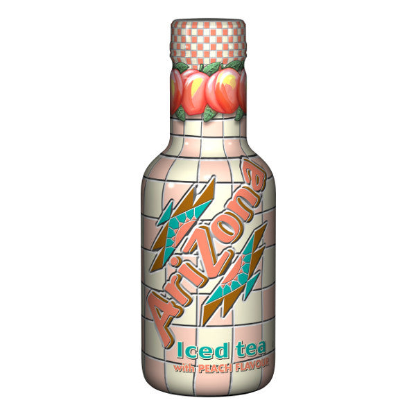 Arizona Peach Tea 500ml Pet