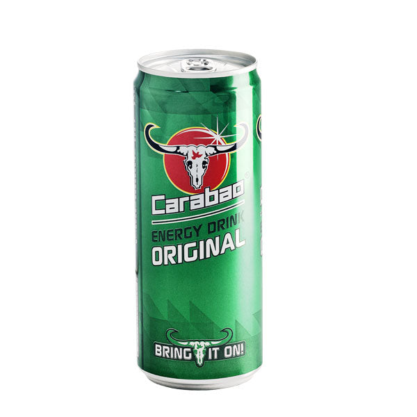 CARABAO ENERGY DRINK ORIGINAL 330ML LATTINA