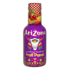 Arizona Cowboy C. Fruit Punch 500ml Pet