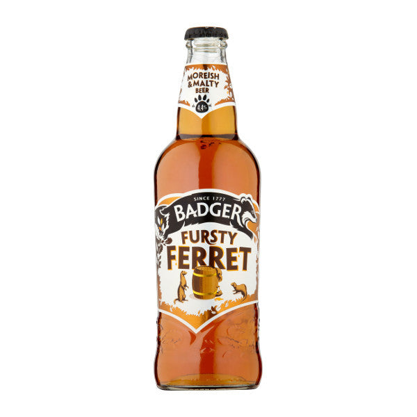 Badger Ales Fursty Ferret 4,4% 500ml