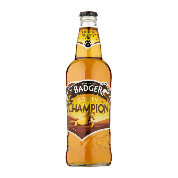 Badger Ales Champion Ale 5% 500ml