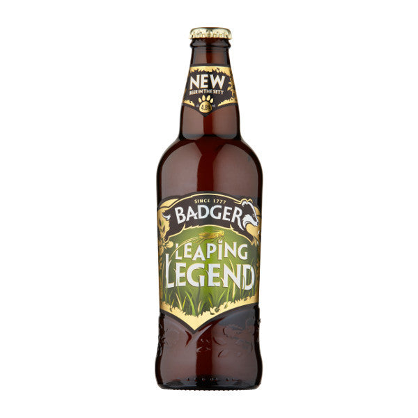 Badger Ales Leaping Legend 4,8% 500ml