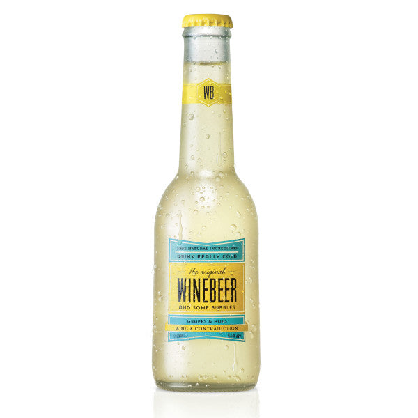 WINEBEER 250ml ALC 8,5% VOL