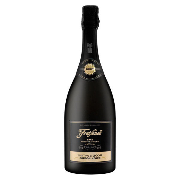 Freixenet Cordon Negro Vintage 2008 (big Bottle)