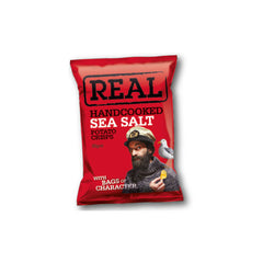 REAL CRISPS - READY SALTED 35G - CLASSICHE