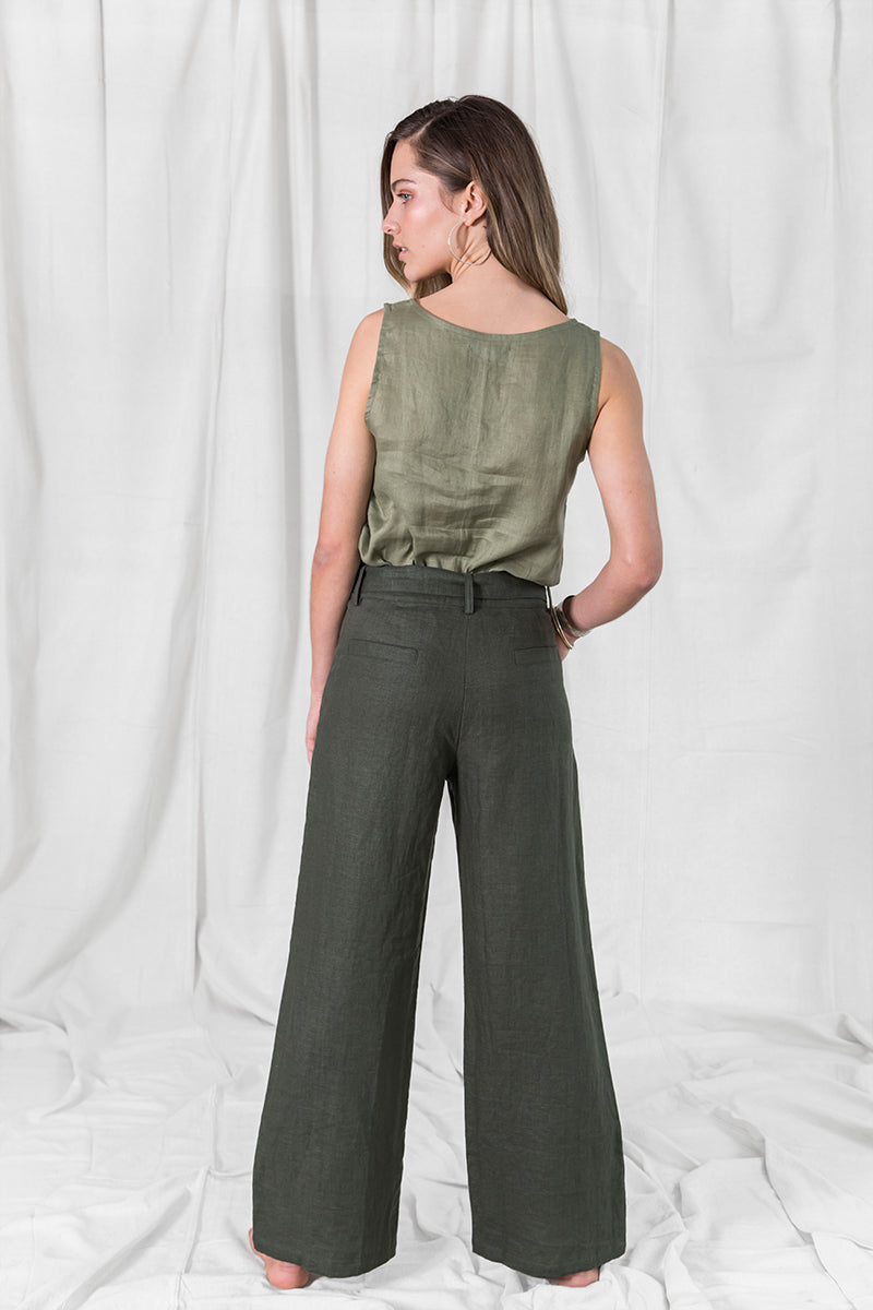 Vogue Pants - Forest