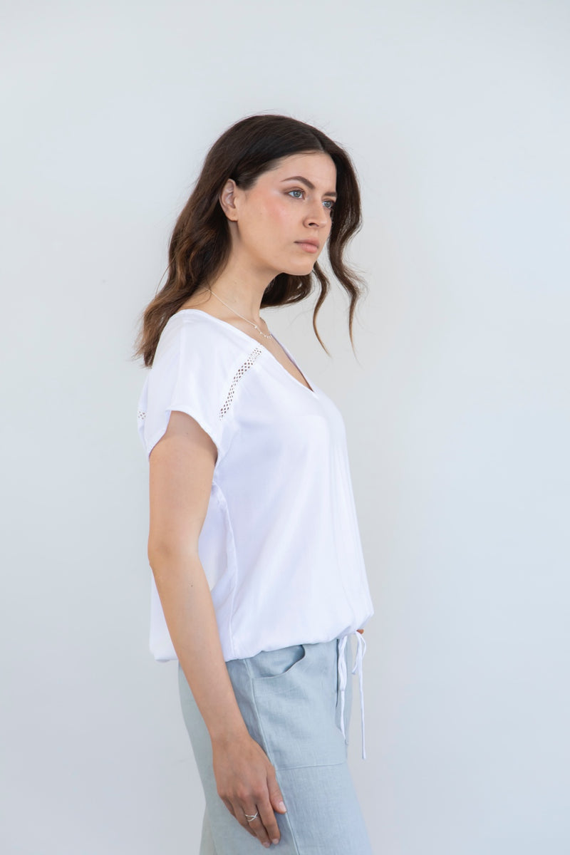 Freedom Top - Ivory