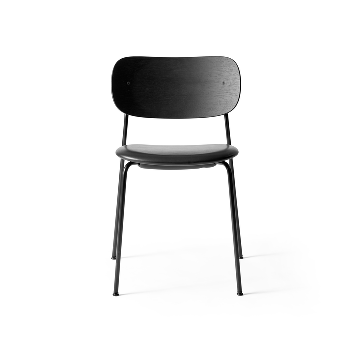 Menu Co Dining Chair with Leather Seat 柯爾系列 無扶手 單椅 / 餐椅 - 皮革坐墊