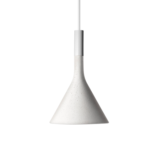 Foscarini Aplomb Mini Suspension Lamp 11.5cm 岩石系列 錐形 吊燈 - 迷你尺寸