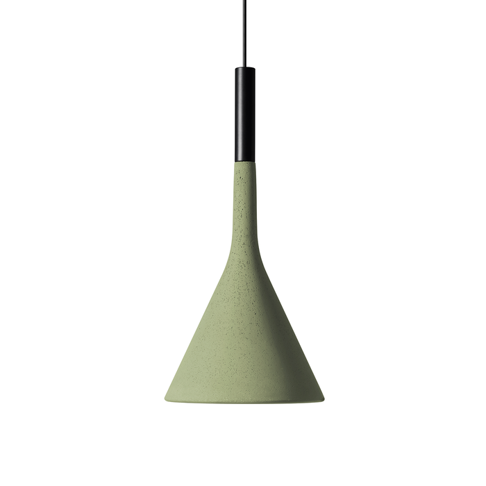 Foscarini Aplomb Suspension Lamp Outdoor 17cm 岩石系列 錐形 吊燈 - 戶外版
