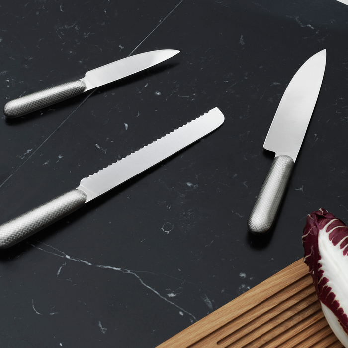 Normann Copenhagen Mesh Utility Knife Stainless Steel 網眼鋼刀系列 不鏽鋼 多用途刀 / 水果刀