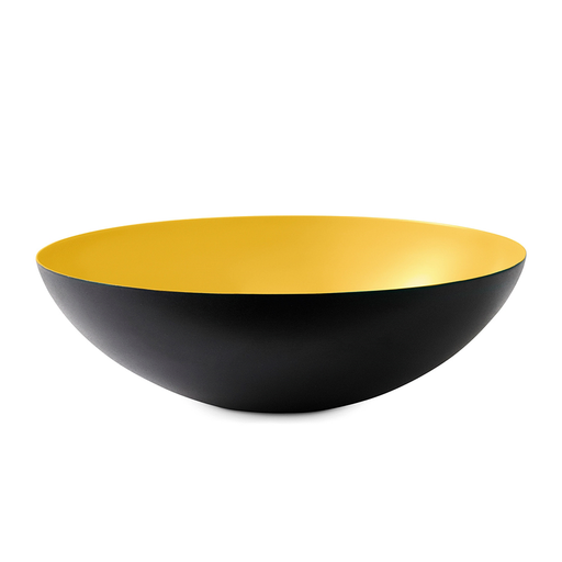 Normann Copenhagen Krenit Bowl Model 5, 38cm 和風琺琅 大型水果皿