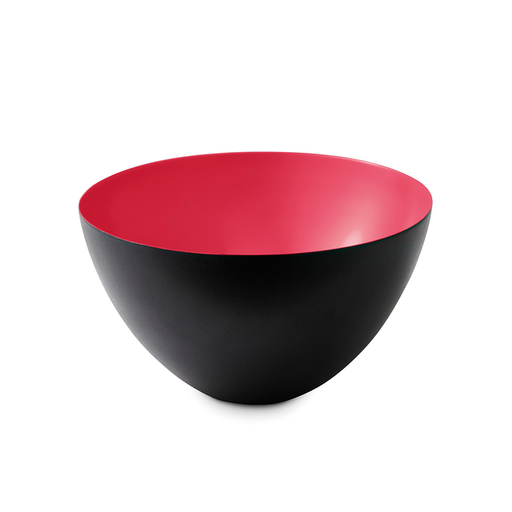 Normann Copenhagen Krenit Bowl Model 4, 25cm 和風琺琅 湯碗 大尺寸
