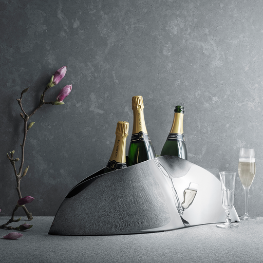 Georg Jensen Indulgence Grand Champagne Cooler 喬治傑生 完美系列 香檳冰桶