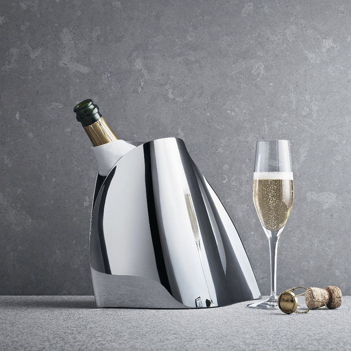 Georg Jensen Champagne Cooler, Cocktail 系列 喬治傑生 香檳冰桶
