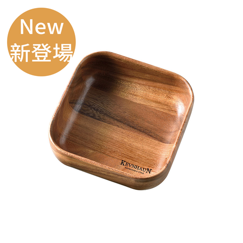 Kevnhaun Wooden Square Bowl Series 天然木質 方形碗 系列