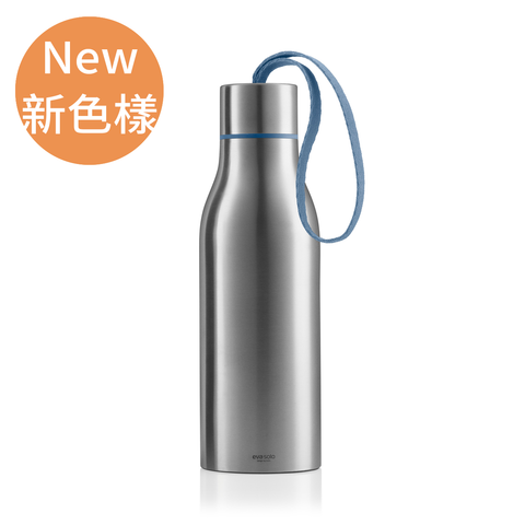 Eva Solo Thermo Water 500cc Flask 車用 / 隨行 不鏽鋼 冷熱兩用 雙層保溫瓶