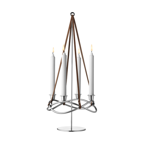Georg Jensen Season Extensione for Candleholder, Matte 喬治傑生 四季燭台 專用立架