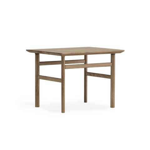 Normann Copenhagen Grow Coffee Table Small 60x50cm 原生系列 橡木 咖啡桌 / 茶几 - 小尺寸