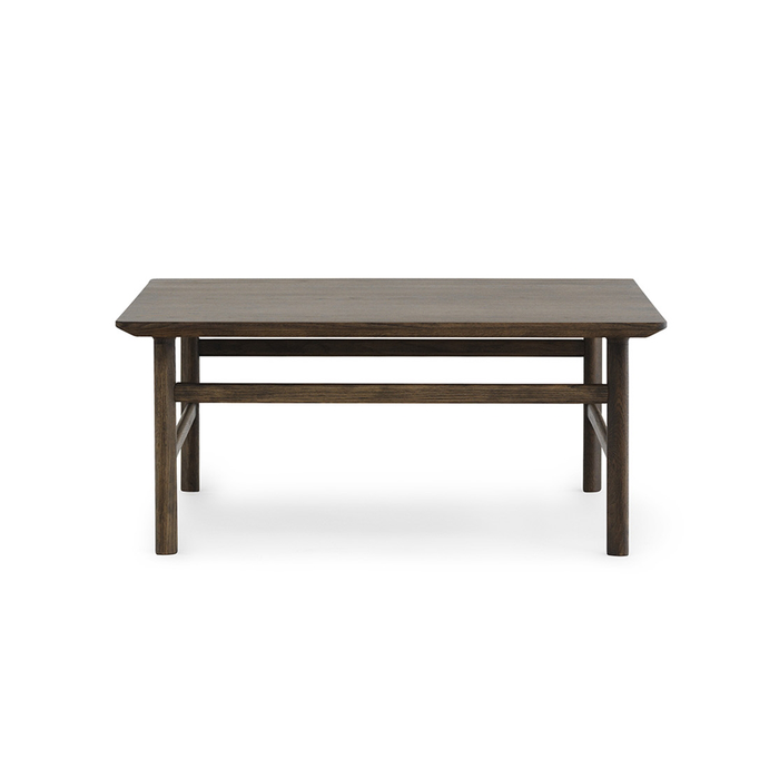 Normann Copenhagen Grow Coffee Table Medium 80x80cm 原生系列 橡木 咖啡桌 / 茶几 - 中尺寸