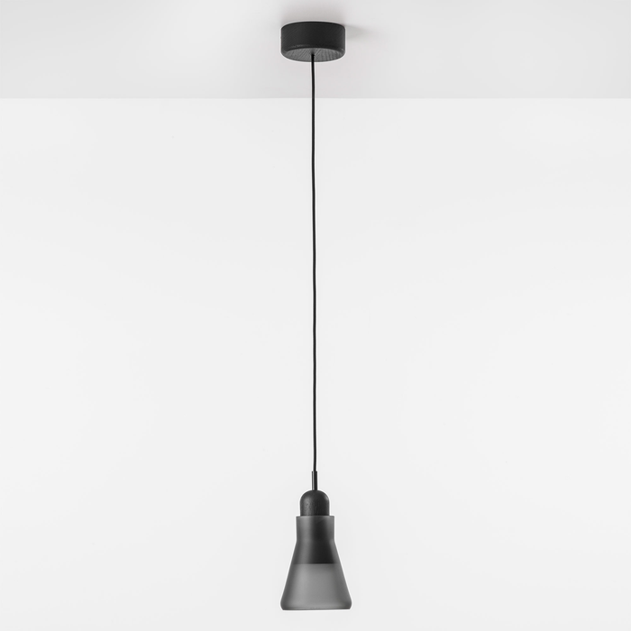 Brokis Shadows Solo Suspension Lamp PC897 10.8cm 捷克工藝 影子系列 玻璃吊燈