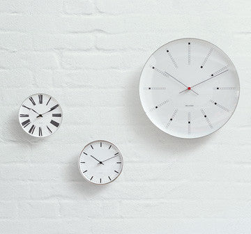 Rosendahl AJ City Hall Wall Clock 市政廳 壁鐘