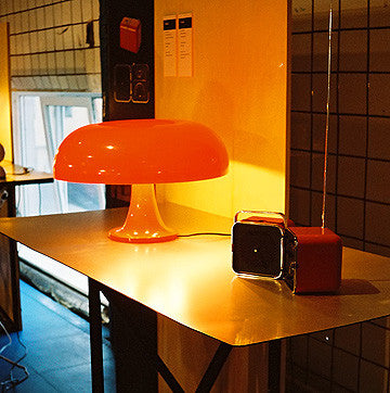 Artemide Nessino Table Lamp 蘑菇 桌燈