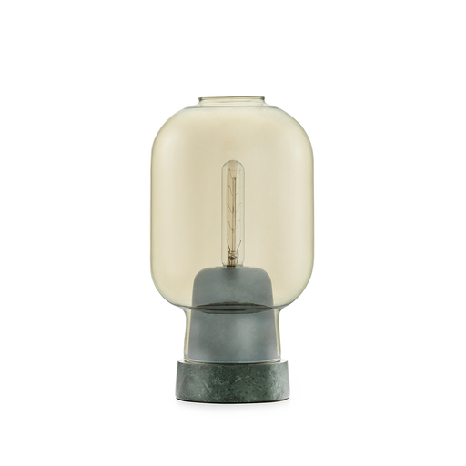 Normann Copenhagen Amp Table Lamp 真空管 玻璃 桌燈