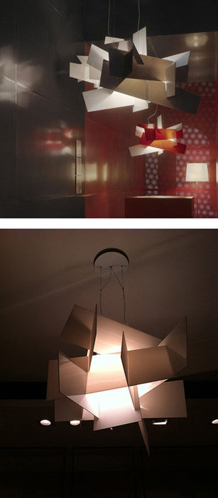 Foscarini Big Bang Suspension 堆疊 吊燈