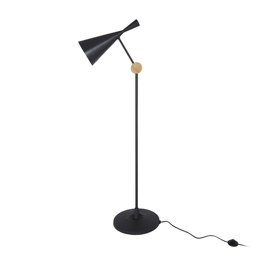 Tom Dixon Beat Black Light Series Floor Lamp 黑澤 立燈