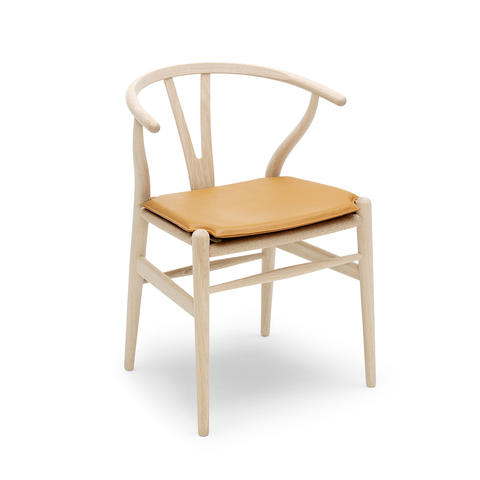 Carl Hansen & Son CH 24 Y-chair Loke Leather Seat Pad Y 字椅 專用皮革坐墊