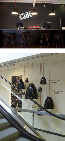 Lightyears Caravaggio Suspension Lamp P3 卡拉瓦喬 中型吊燈