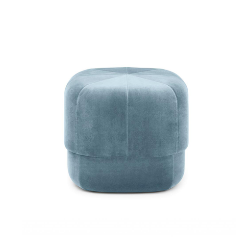 Normann Copenhagen Circus Velouf Pouf in Small 馬戲團泡泡 絨面 圓形矮凳 小尺寸
