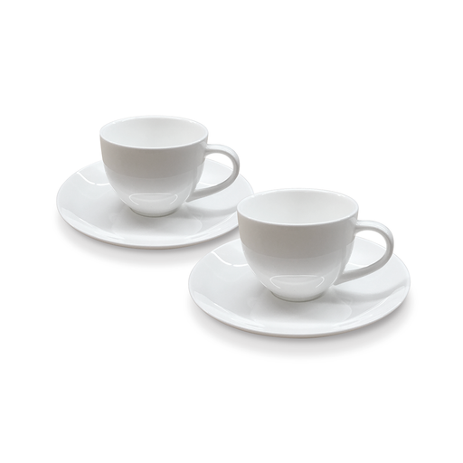 Sori Yanagi Bone China Coffee Cup & Saucer 200ml 柳宗理 骨瓷 咖啡杯 雙人套組