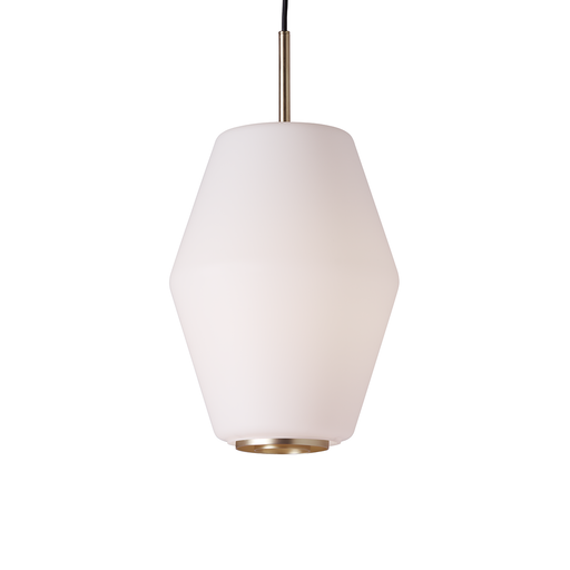 Northern Dahl Glass Suspension Lamp 多哈 錐形 玻璃吊燈