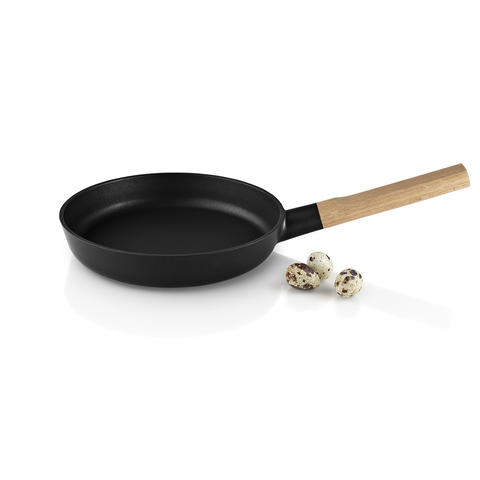Eva Solo Nordic Kitchen Frying Pan 24cm 自然歐風系列 木柄 平底煎鍋
