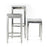 Emeco Counter Stool H61cm No. 24  方形 中島椅