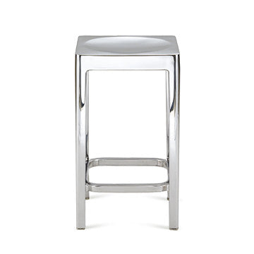 Emeco Counter Stool H61cm No. 24  方形 中島椅 - Luxury Life 傢俱、燈飾、生活配件