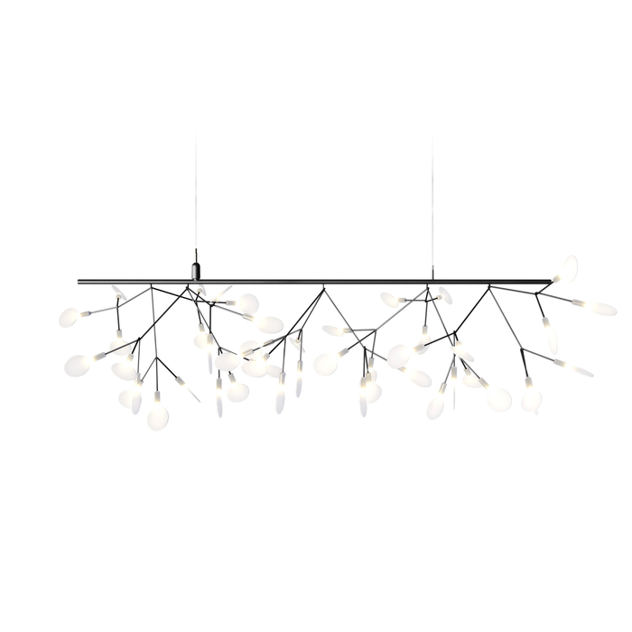 Moooi Heracleum Endless Suspension Lamp 116cm 美麗花火系列 吊燈 - 橫式支架款