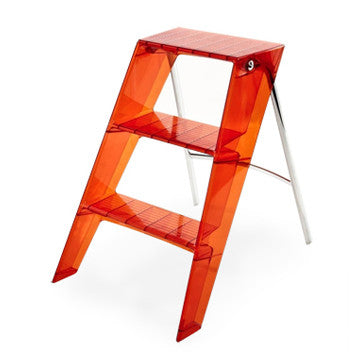 Kartell Upper Ladder 透明梯子