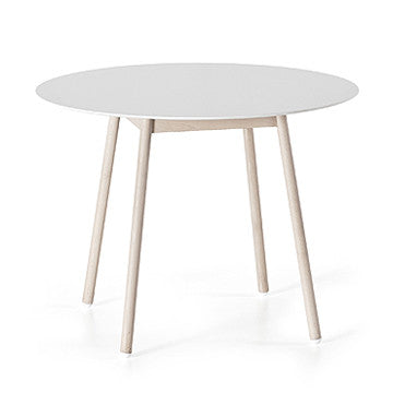 Kristalia BCN Round Table H75cm 櫸木腳 圓形餐桌