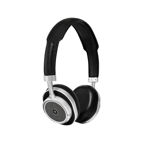 Master & Dynamic MW50 Wireless On-Ear Headphones 紐約時尚 封閉式 皮革 無線藍芽 耳機