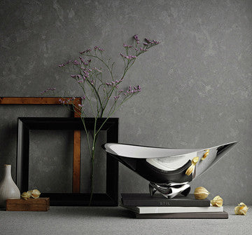 Georg Jensen Masterpieces Wave Bowl, HK 系列 喬治傑生 波浪置物皿