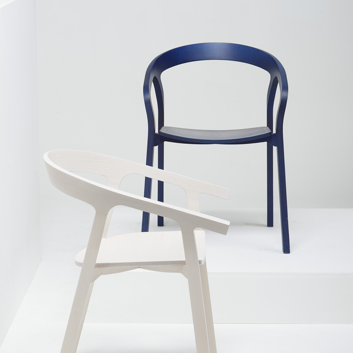 Mattiazzi MC1 She Said Wooden Armchair 她說 木質扶手椅