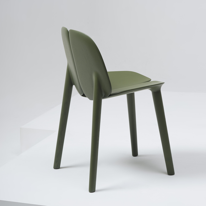 Mattiazzi MC3 Osso Wooden Chair 歐索 木質雙瓣 單椅