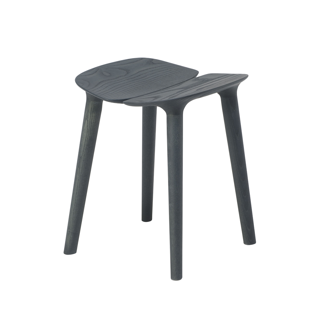Mattiazzi MC3 Osso Wooden Stool 歐索 木質雙瓣 矮凳